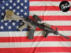BOLT M4A1 SOPMOD