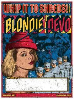 Blondie, Devo at St. Augustine Amphitheatre - Sept. 22