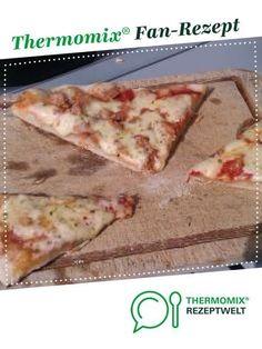 Pizzateig aus Neapel von steffimielke. Ein Thermomix ® Rezept aus der Kategorie Backen herzhaft auf www.rezeptwelt.de, der Thermomix ® Community.