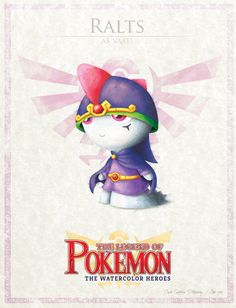 The Legend of Pokemon - The Watercolor Heroes - Part 3 by David Pilatowsky Part 1 Part 2 Part 3 Source: Behance Les Pokemon, Pokemon Sets, Pokemon Fan Art, Cool Pokemon, Pokemon Stuff, Twilight Princess, Digimon, Pokemon Mignon, Sailor Moon
