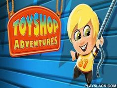 Toyshop Adventures 3D  Android Game - playslack.com , Toyshop Adventures 3D - aid the possessor of the shop who has lost his balls, to find them. As one of artifacts, you should go to a hazardous voyage on shelves of the shop in activity of the lost balls and other artifacts. You will be argued  by military of Nanobots who have survived  abbreviated circuit.
