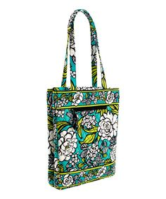 Look at this Island Blooms Laptop Travel Tote on #zulily today!