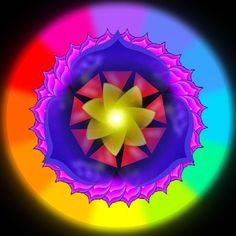 Rainbow Colors and Their Meaning   Divine Colors - Color Me Divine