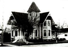 Featured Photo: Architecture, Part 2 – Vintage Architecture – Victorian Stick-Style Home in Oak Lawn, Illinois