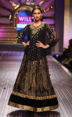 Delhi Style Blog: Ritu Kumar Couture SS 2013 WIFW