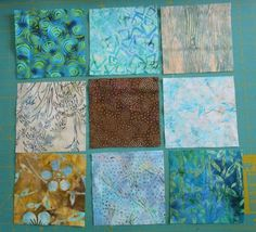 Quilters World: Disappearing Nine Patch Tutorial