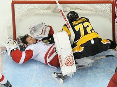 March 15, 2015 — Red Wings 5, Penguins 1 (Photo: Chaz Palla  |  Trib Total Media)