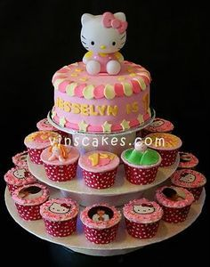 Great cake idea! I have cake stand already, must get HK cake topper in Pool…