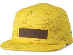 Wavy 5-Panel Hat by ALTAMONT