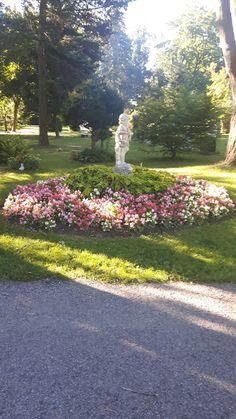 Mount Pleasant, Cemetery, Sidewalk, Walkway, Walkways