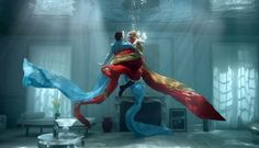 Kusmi Tea: Incrível coreografia embaixo d'água