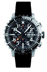 Top watches for men Fortis 671.17.41 K B-42 MARINEMASTER BLACK/SILVER Mens Chronograph Automatic Watch That watch stainless steel is actually stationary , along with the dial window is actually mad…