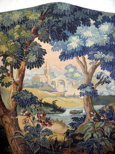 Dipinti a olio o tempera che servivano da modelli ai tessitori d'arazzi delle manifatture francesi di Aubusson
