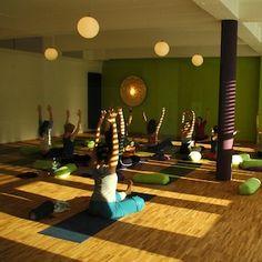 #yoga room