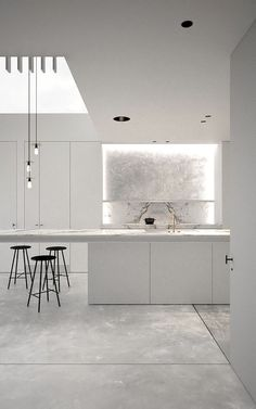 Perfectly-Designed Modern Kitchen Inspirations (165 Photos)