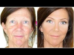 Foundation Routine for Mature Skin - Glowing Youthful Skin | Stephanie Lange - YouTube