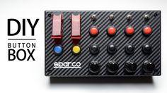 Arduino Button Box Tutorial