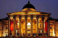 Avec plus de 2300 œuvres d'art exposées, la National Gallery possède l'une des plus importantes collections d'œuvres d'art de peintres européens du XIIIème au XIXème siècle. http://www.cityoki.com/fr/londres/decouvrir/national-gallery