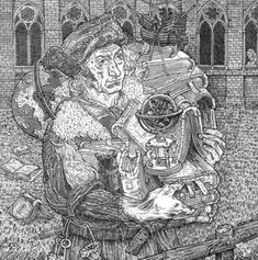 Amazing Skull Optical Illusion Drawings Crane, Image Illusion, Maleficarum, Illusion Drawings, Skull Pictures, Francisco Goya, Georges Braque, Chicano Art, Memento Mori