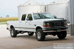 1997 Ford F-350 - Keepin' Up With The Joneses: Part 2 - Diesel Power Magazine