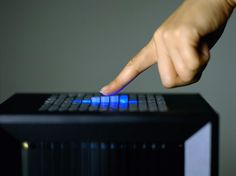 Haptic Interface | Lumen: a Shape Changing Display