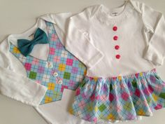 Easter Twins Onesie, Sibling Easter Outfits, Matching Sibling Outfits, Brother Sister Outfit, Spring Outfits for Siblings