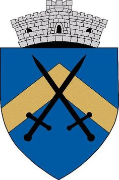 ROU SB Sura Mare CoA - Galeria de steme și steaguri ale județului Sibiu - Wikipedia