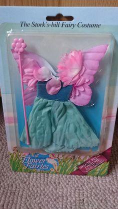 Storks Bill Fairy Dress