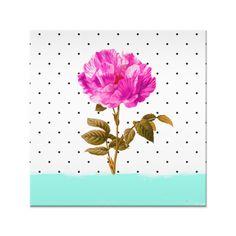 Azulejo New Flower de @juzimmermann | Colab55