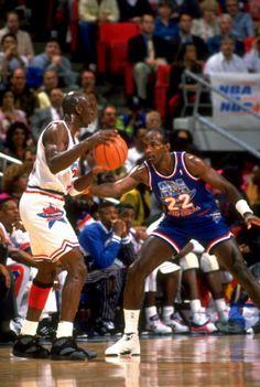 a9330fc397a Michael Jordan NBA All-Star Game. See more. Flashback // Michael Jordan in  the Air Jordan VII Jordan Vii, Air Jordan Vi