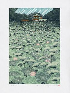 Rei Morimura Japanese Woodblock Prints