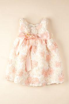 Peaches N Cream Dress