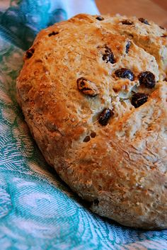 Spotted Dog Irish soda bread Recipe by RusticKitchen Other Recipes, My Recipes, Bread Recipes, Bread Winners, Irish Soda Bread Recipe, Corn Beef And Cabbage, Irish Recipes, Quick Bread, Spotted Dog