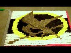The Hunger Games Rube Goldberg & Domino Collab- TheSprice17 & Tardz13