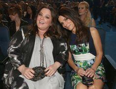 Bullock and McCarthy at the 2014 People's Choice Awards