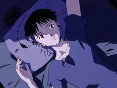 Shinji Ikari (碇 シンジ Ikari Shinji) Neon Genesis Evangelion