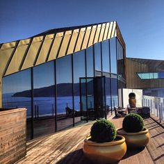 #design #rooftop @joppalarsson (joppalarsson)   #nordicchoice #trondheim