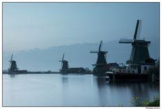 De Zaan by Ruud van Putten, via 500px