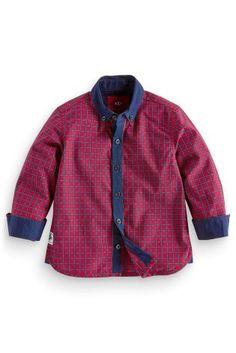 Kup online dziś w Next: Polska Tartanowa koszula (3m-cy-6lat)
