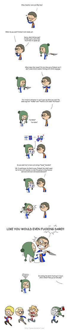 Ailand vs. Finland
