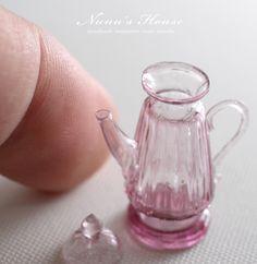 Miniatures | nunu's house - by tomo tanaka -