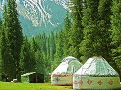 Kyrgyzstan landscape Issyk Kul region Image: Lilya Kas'yanova