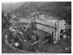 1030 1935 Barrage de Marège (19 et 15)