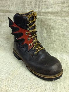 If Nightwing Wore Handmade Leather Boots, He'd Choose These