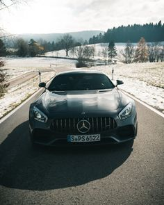 Always ready to give more: The already outstanding performance of the Mercedes-AMG GT is boosted still further in the Mercedes-AMG GT S.  Photo by Johannes Hauser for #MBsocialcar [Mercedes-AMG GT S   Kraftstoffverbrauch kombiniert: 9,6-9,4 l/100 km   CO₂-Emissionen kombiniert: 224-219 g/km  http://mb4.me/Rechtlicher_Hinweis/]