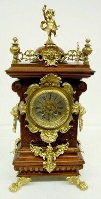 Lenzkirch Antique Clock