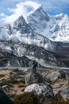 Find a peak and climb it - Nepal via Colby Brown (www.colbybrownphotography.com)