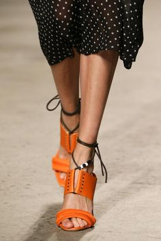 shoes @ Thakoon Spring 2015