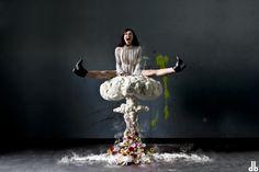 LA TERZA GUERRA!! #mimosacampironi #laterzaguerra #dorothybhawl #bomba #atomica