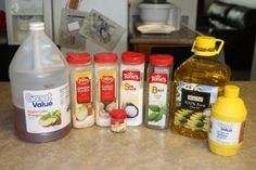 Quick and Easy Sugar-Free Salad Dressing Recipe